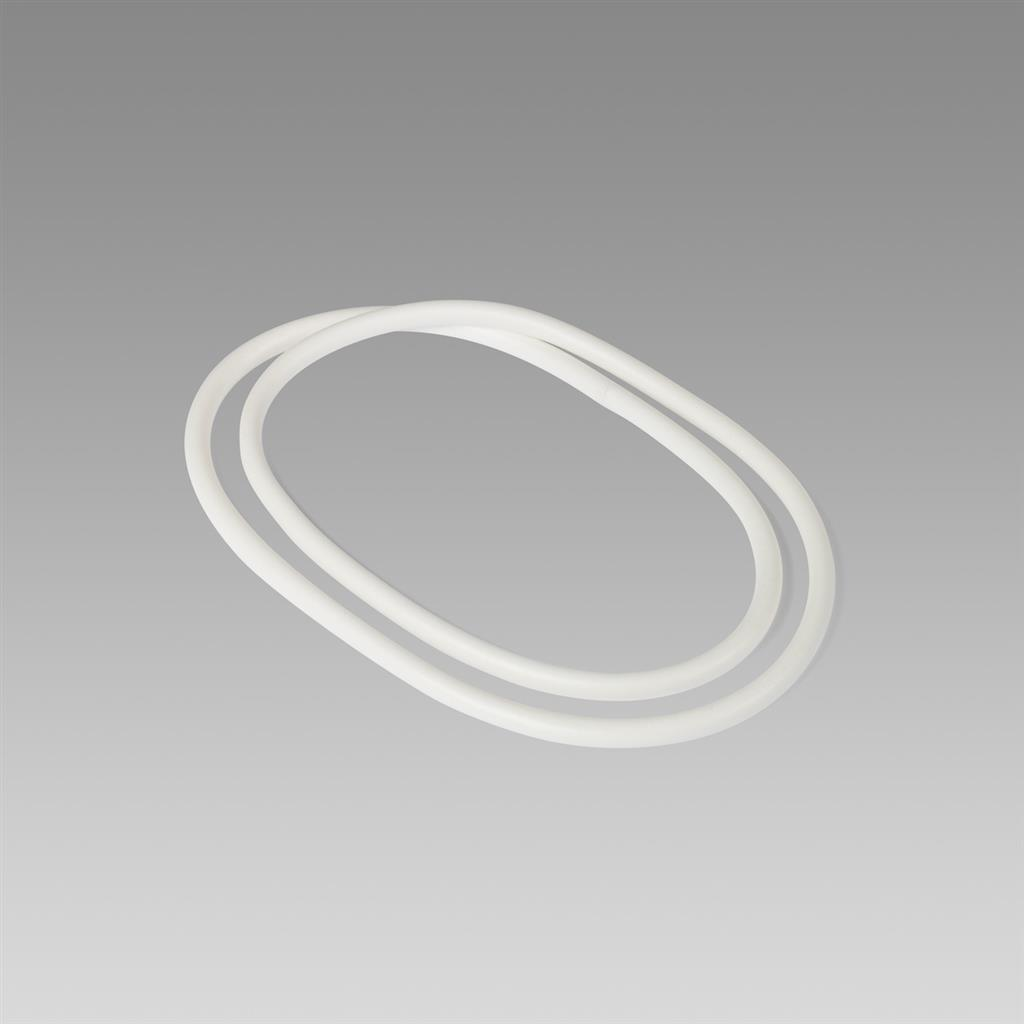 SOLO S-SEALRING-ø8-SIL-IP20 IP44-WH